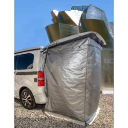 Privacy Awning Tailgate